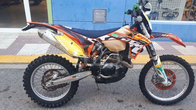 KTM - EXC 450 - foto 1