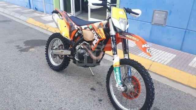 KTM - EXC 450 - foto 3