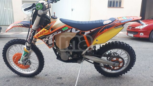 KTM - EXC 450 - foto 4
