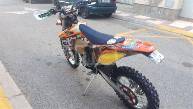 KTM - EXC 450 - foto 5