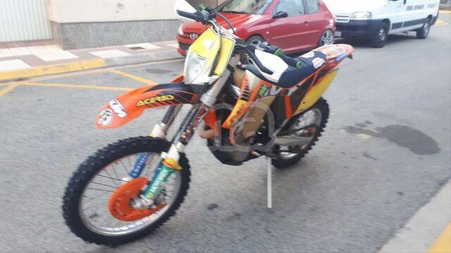 KTM - EXC 450 - foto 6