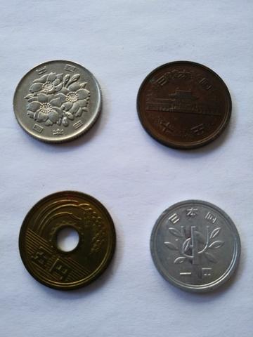 Monedas De Japon