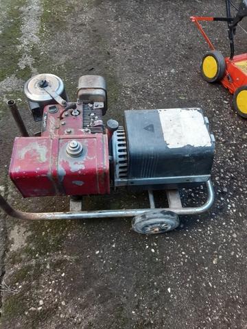 Generador 4Kw