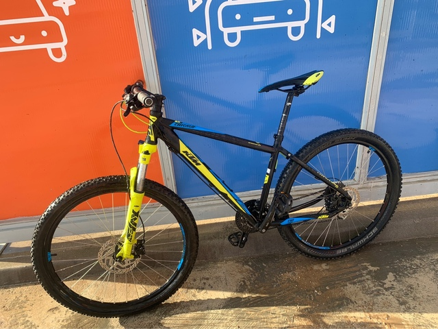 Bicicleta Ktm Shimano