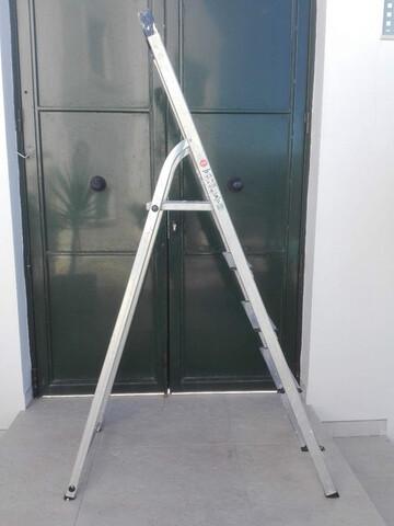 Escalera Aluminio.