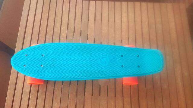 Skateboard Monopatín Yamba