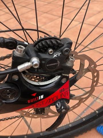 Bicicleta De Montaña Doble Ktm 29'