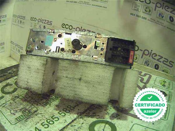 RADIO / CD PEUGEOT 206 BERLINA - foto 2
