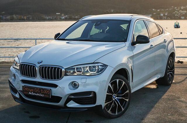 BMW - BMW X6 M50D 381CV - foto 1