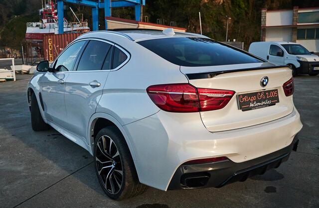 BMW - BMW X6 M50D 381CV - foto 3