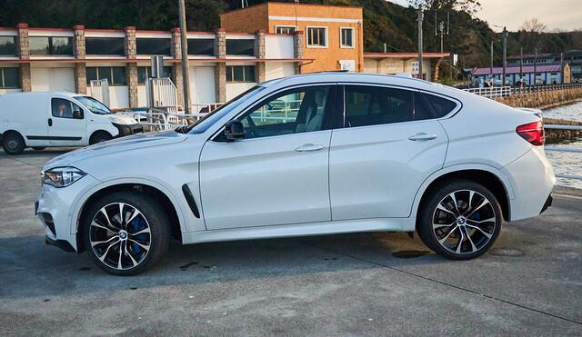 BMW - BMW X6 M50D 381CV - foto 6