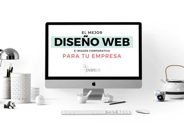 DISEÑADO WEB E IMAGEN CORPORATIVA - foto 1