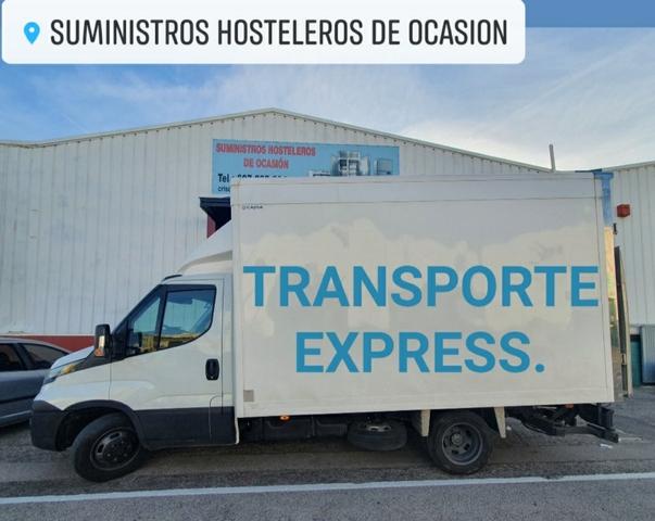 TRANSPORTE EXPRESS - foto 1