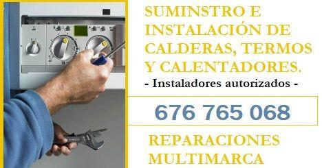 TECNICO DE CALDERAS AUTONOMO - MADRID - foto 1