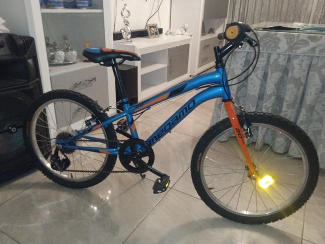 Bicicleta 20 Pulgadas 6, 10 Años