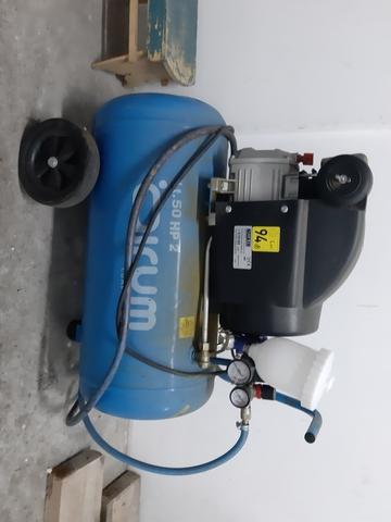 Compresor De Aire Airum Azul Segundamano