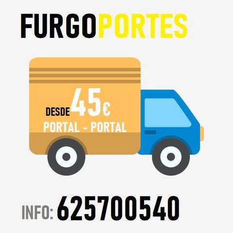 R40EU PORTES EN FUENLABRADA (EMP.  FAM. ) - foto 1
