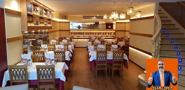 LUXURY RESTAURANT IN THE CENTER OF MARBE - foto 7