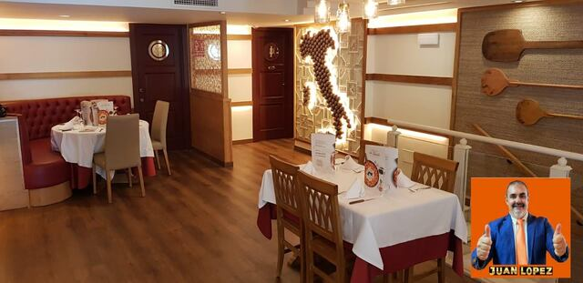LUXURY RESTAURANT IN THE CENTER OF MARBE - foto 8