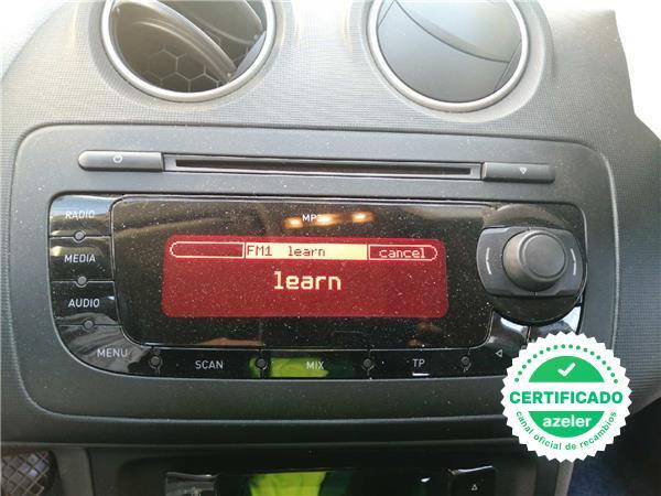 RADIO / CD SEAT IBIZA - foto 2
