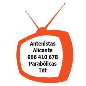ANTENISTAS PARABÓLICAS,  TDT,  DECOS - foto 3