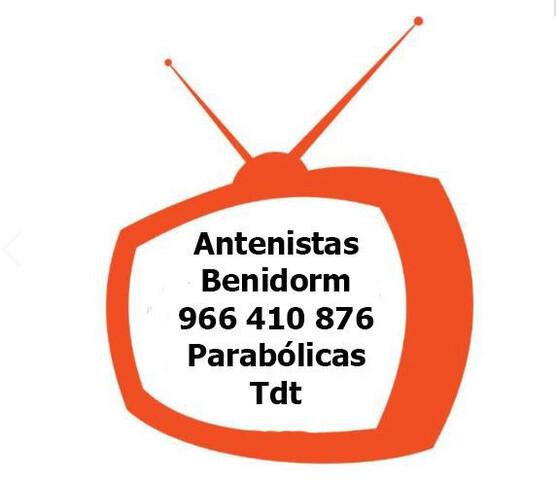 ANTENISTAS PARABÓLICAS,  TDT,  DECOS - foto 7