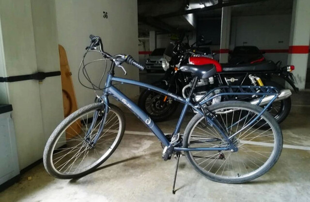 Bicicleta 135€ Como Nueva