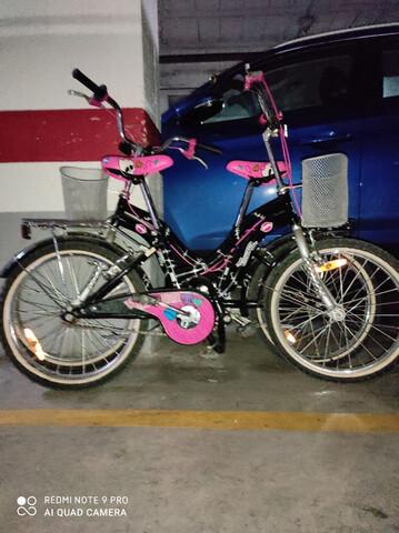 Oferton 2 Bicis Monster High