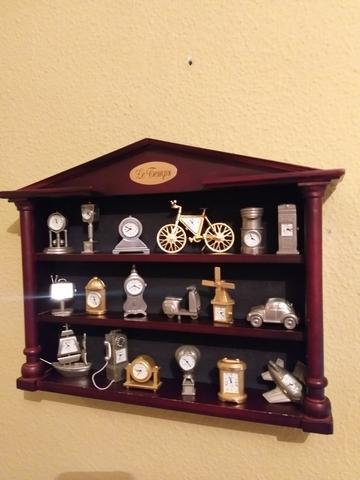 Relojes Miniaturas