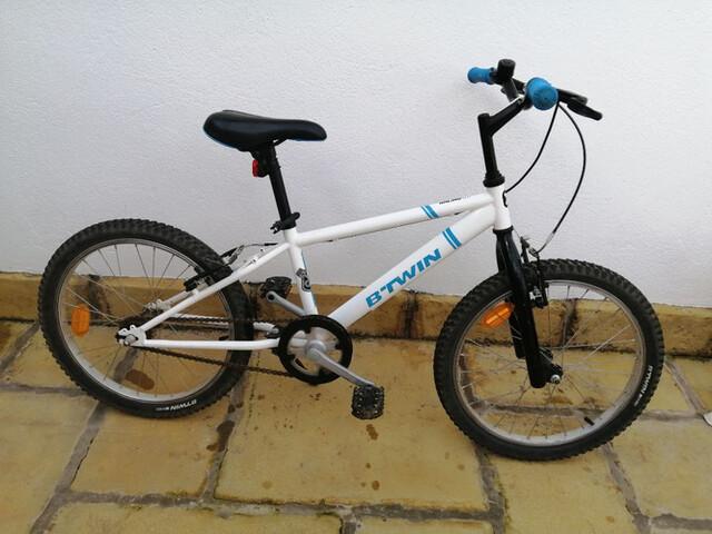 Bicicleta Seminueva Niño