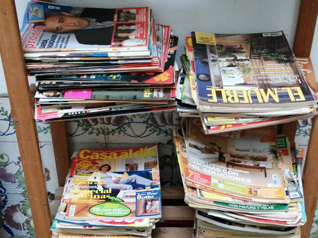 Lote De Revistas