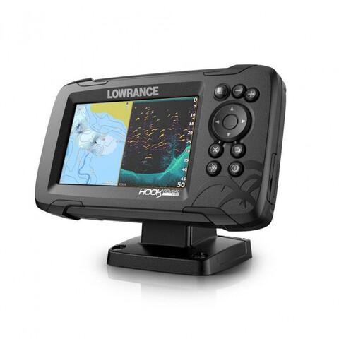 SONDA LOWRANCE HOOK REVEAL 5 GPS - foto 1