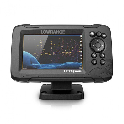 SONDA LOWRANCE HOOK REVEAL 5 GPS - foto 3