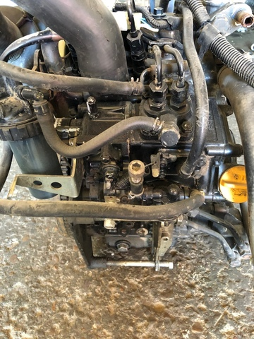 MOTOR MICROCAR YANMAR - foto 1