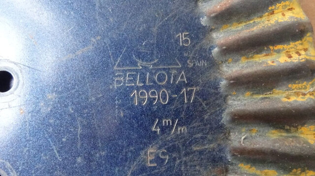 DISCO DE SIEMBRA BELLOTA 1990-17 KUHN - foto 2