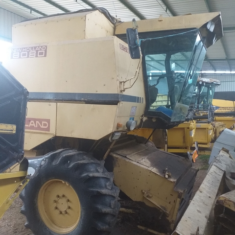 NEWHOLLAND  8080 - foto 1