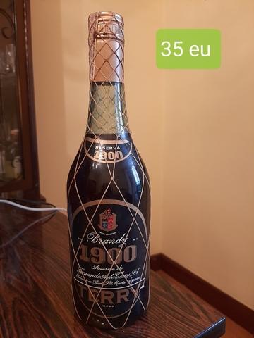 Brandy 1900 Reserva De Terry