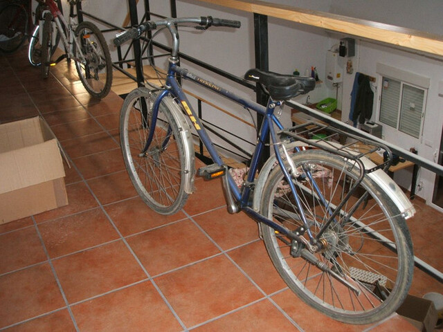Bicicleta Clásica Para Restaurar