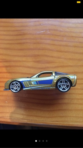 Hot Wheels Chevrolet Corvette