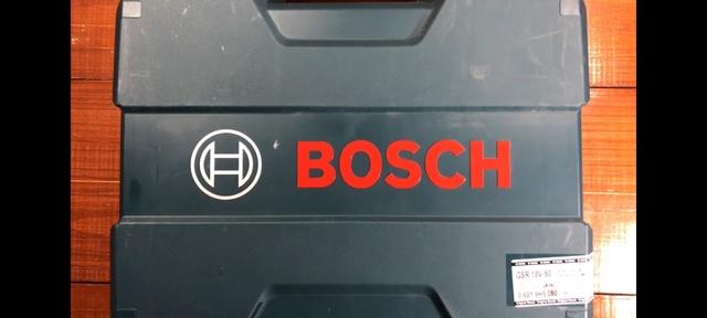 Taladro Bosch 18V