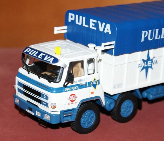 Camion Barreiros 82/35 D Puleva Producto