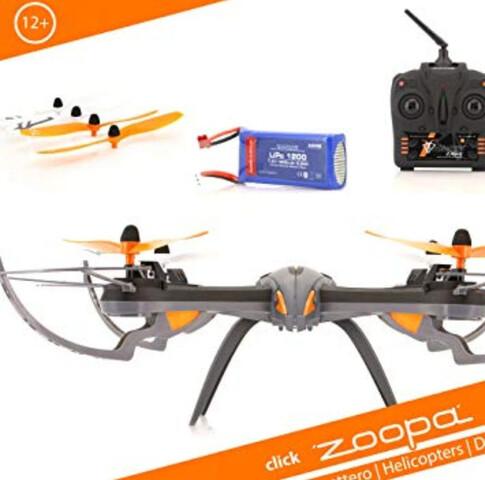 DRONE ZOOPA - foto 3