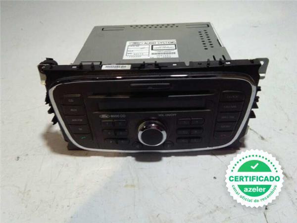 RADIO / CD FORD FOCUS LIM - foto 1