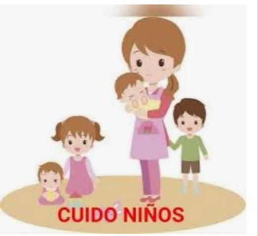 CUIDADORA DE NIÑOS Y NIÑAS - foto 1