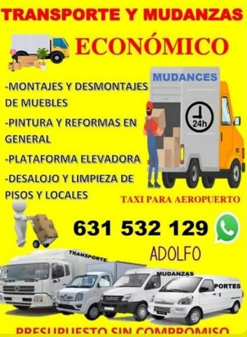 TRANSPORTES Y MUDANZAS ECONOMICOS - foto 1