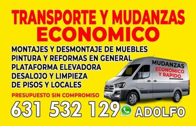 TRANSPORTES Y MUDANZAS ECONOMICOS - foto 2