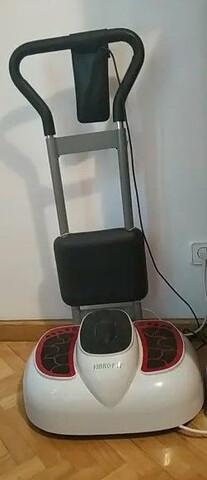 Plataforma        Vibratoria