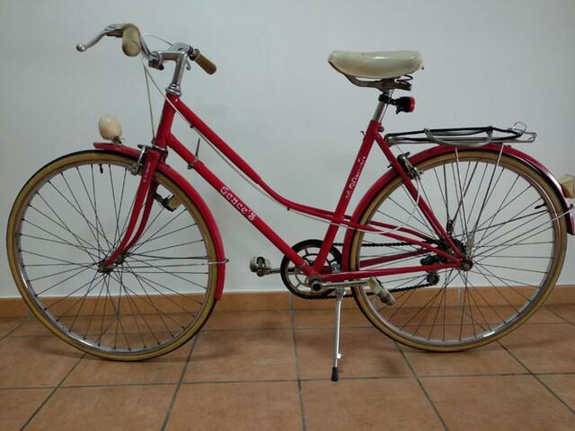 Bicicleta Clásica Geace
