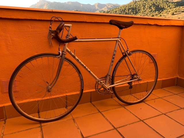 Bicicleta Vintage Reformada