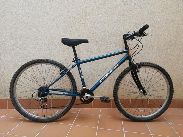Bicicleta De Montaña Btt Conor